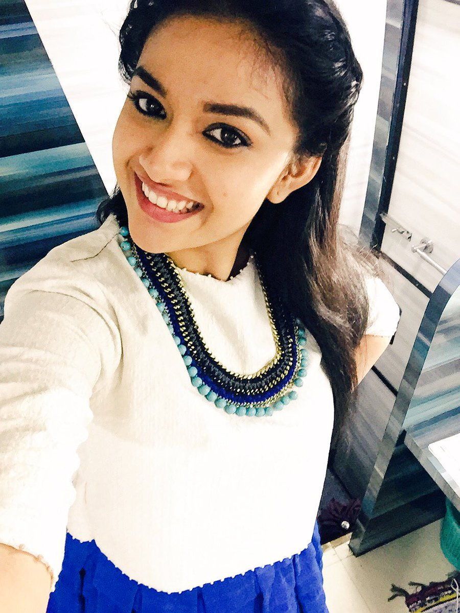 Keerthy Suresh ready to show the Hotter Side