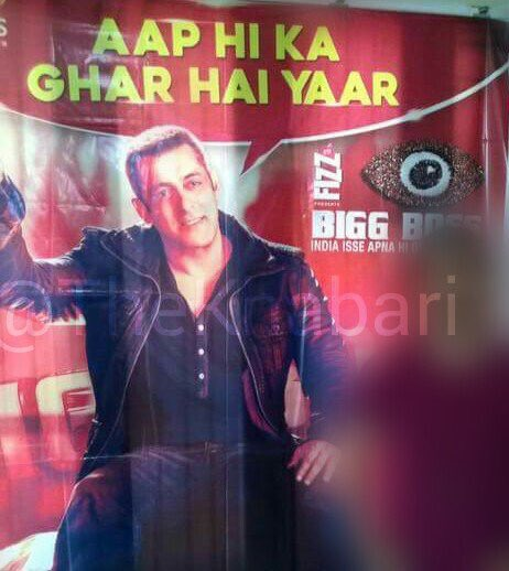 CrmfFEhUsAA20Y  - Bigg Boss 10 Poster Revealed Featuring Host Salman Khan