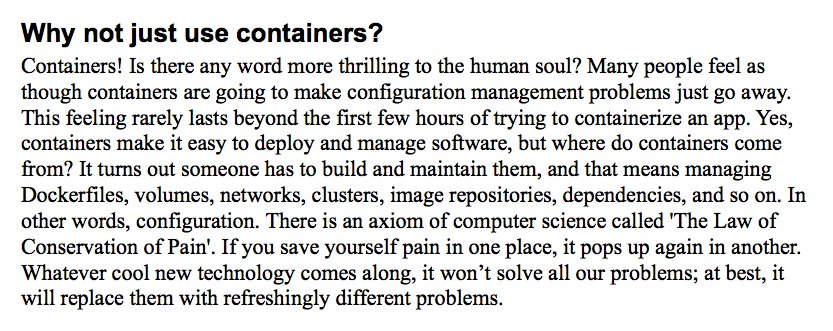 Containers! Is there any word more thrilling to the human soul? https://t.co/0jIx70mBtM