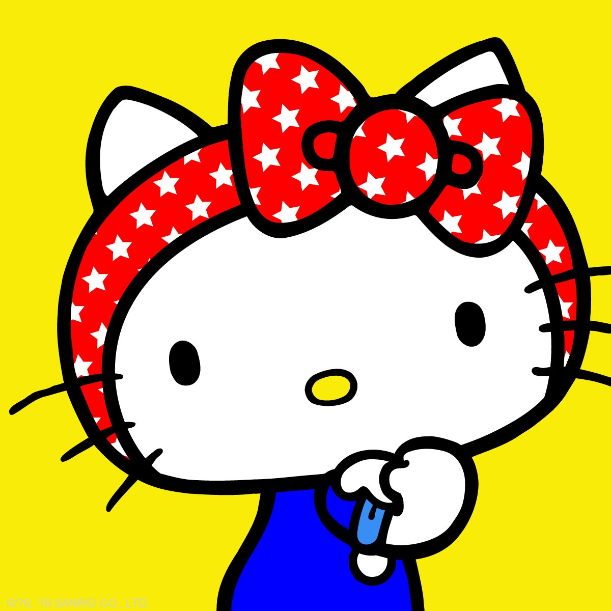 """Hello Kitty On Twitter: """"It's #LaborDay, You Can Do It"""