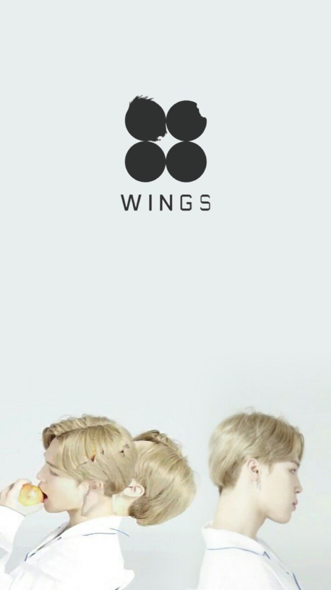 Bts Wallpapers On Twitter Park Jimin Wings Lie Pls Give Cr