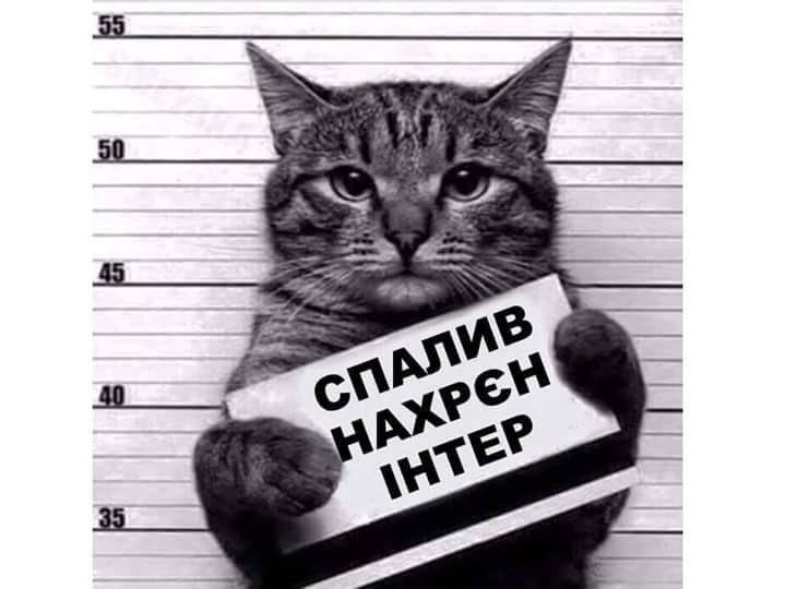 """""""Интер"""" не подавал заявление о препятствовании журналистской деятельности в полицию, - Крищенко - Цензор.НЕТ 793"""