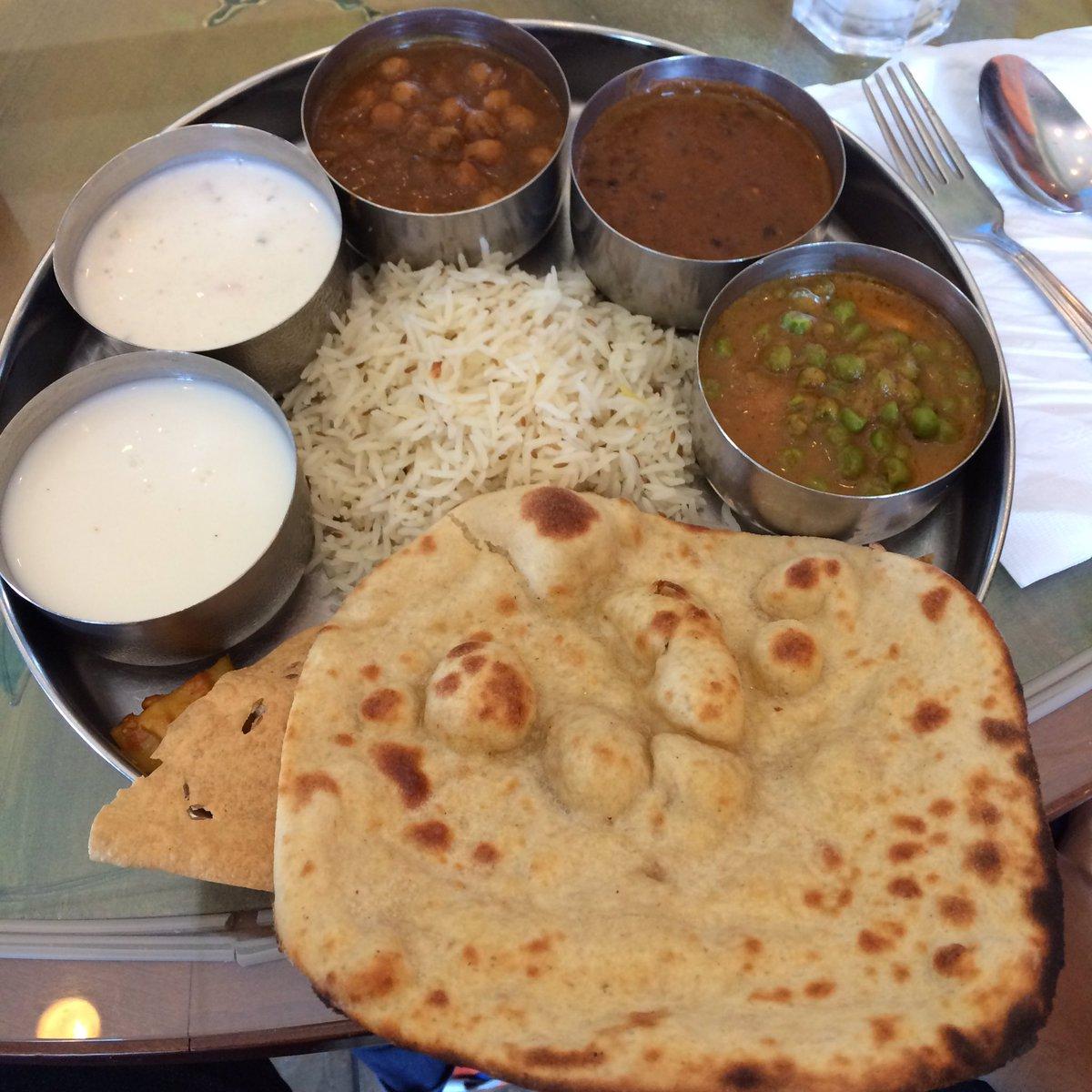 Tandoori kitchen -  Thali Naan Rice Daal Channa Malai Kofta Roti Chef Tandoori Kitchen Mumbai Punjabi Https T Co Ln5i4pnmet