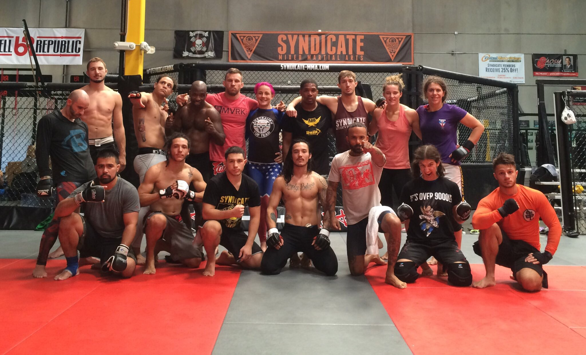 "Syndicate MMA on Twitter: ""Excellent work today in MMA class! Happy Labor Day! #MMA #training #teamsyndicate… """