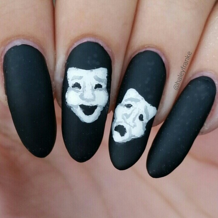 Image result for theater nails