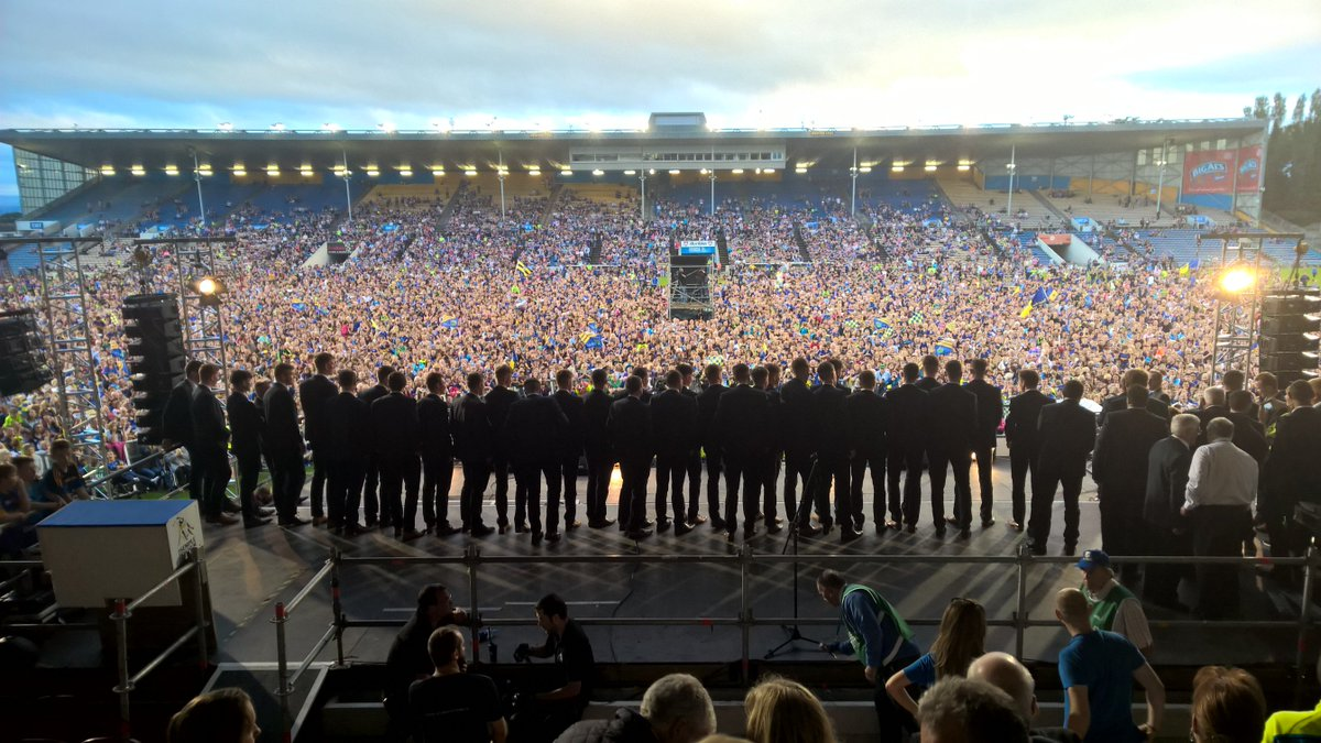 What a homecoming for Tipperary's finest at Semple Stadium this evening