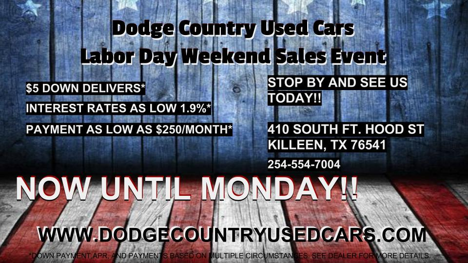 Dodge Country Used Cars Killeen Tx >> Dodge Country Dodgecountry410 Twitter