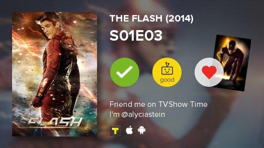 Flash 2014 s01e03