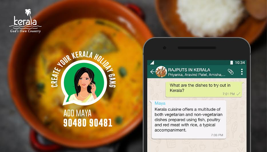 Planning a Kerala trip? Create your Kerala holiday WhatsApp gang and add Maya 90480 90481 https://t.co/frDIpMsxAb