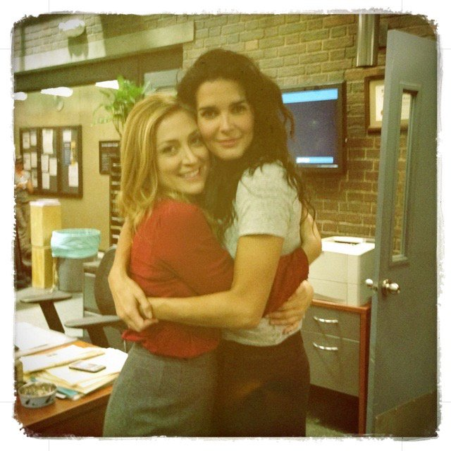 Well done #rizzoliandisles! Great finale! Thank you for all you've brought to my life. I'll miss Jane & Maura! ❤️