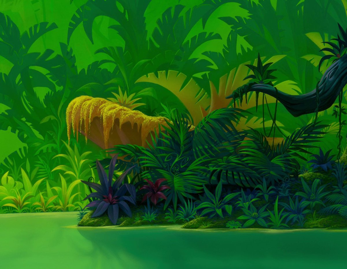 The Art Of Animation On Twitter Background Paintings The Lion King 1994 Walt Disney Animation Studios