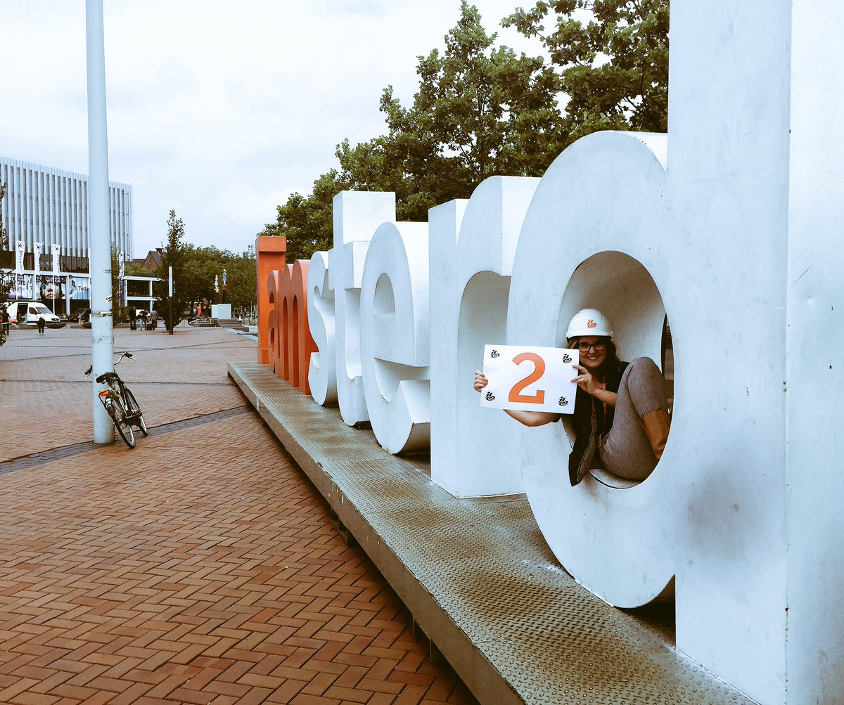 Now only 2 days to go! Make sure you get a classic shot on the @Iamsterdam sign outside the #RAI whilst you're here! https://t.co/ejcLyhZNsK