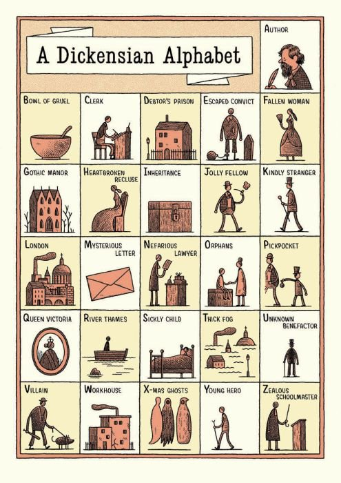 Announcing 30th Anniversary Print #8 - A Dickensian Alphabet, by @tomgauld! https://t.co/dFlOc1ulDa https://t.co/5ljlqr8ZUq
