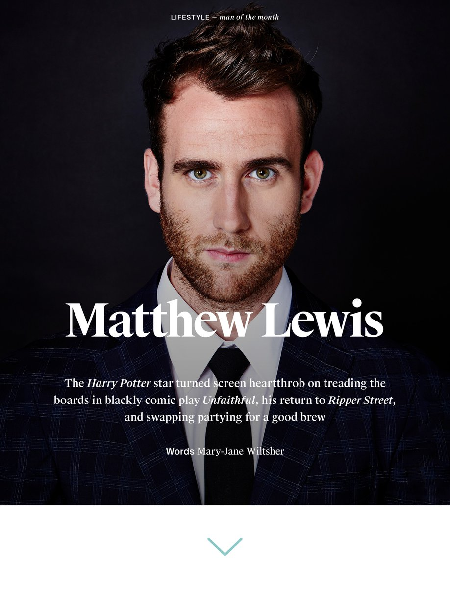 Get to know our #ManOfTheMonth... @Mattdavelewis and his new play #Unfaithful @found111ldn https://t.co/6gSb9tnPHg https://t.co/EWyTEcheTW