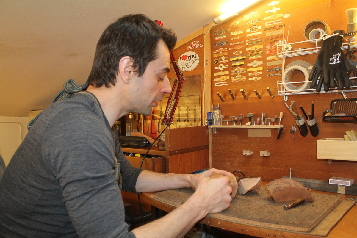 Check out the article on Eder Matthias in the new issue of P&T.
