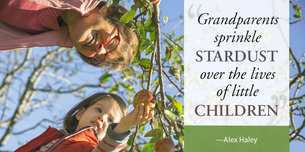 """#GrandparentsDay is Sunday, Sept. 11. Let's take the week to share stories of our given or """"honorary"""" grandparents! https://t.co/S8kCAXB0Yz"""
