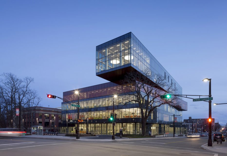 The Halifax Central Library is one of the world's 10 most beautiful libraries, says @WIRED. https://t.co/dsvUgxocev https://t.co/5eyt7YrMdd