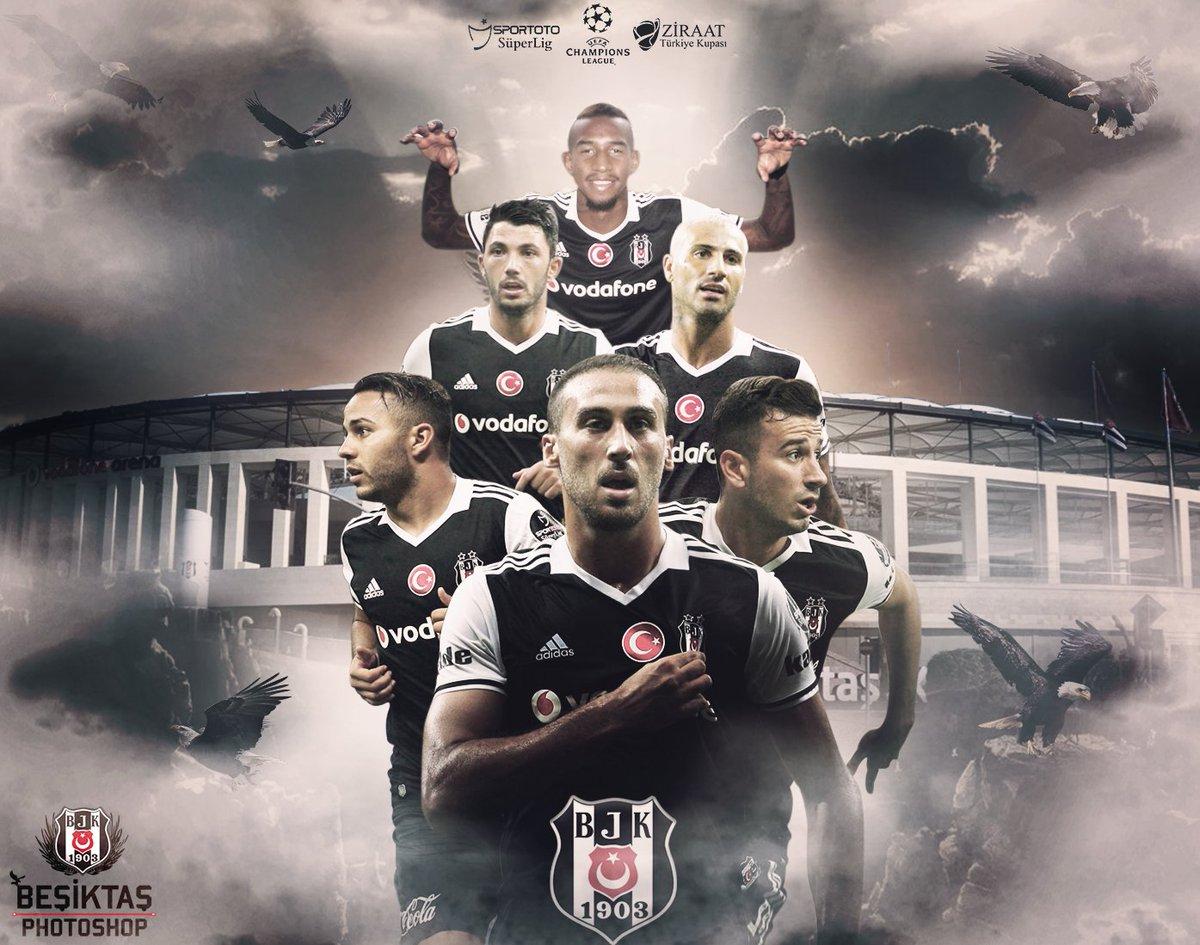 """Beşiktaş Photoshop On Twitter: """"Tarihi Bir Daha Yazmaya"""