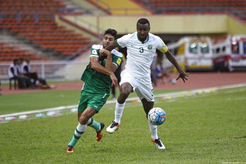 صحيفة الرياض : الأخضر يقلب الطاولة على العراق وتفوز بنتيجة 2-1 بهدفى العابد (ج2 تصفيات كأس العالم 2018) coobra.net