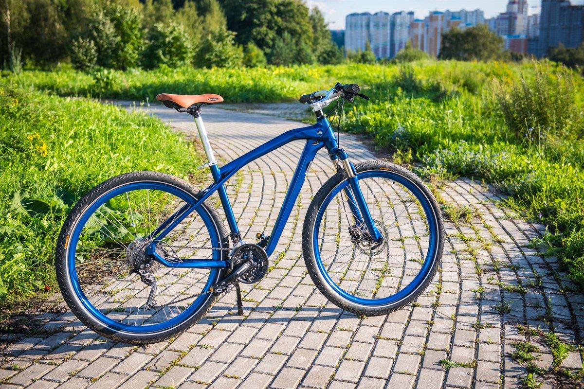 марка велосипеда