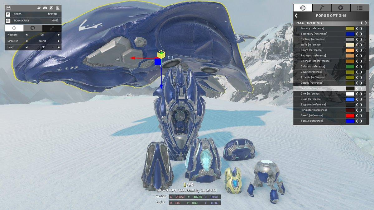 Halo 5 Forge |OT| Plan, Build, Share | NeoGAF