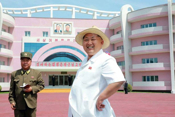 Supreme Leader Kim Jong-Un is Best Dressed Man in Democratic Peoples Republic of Korea for seventh consecutive year. https://t.co/lMZ21RSr9A