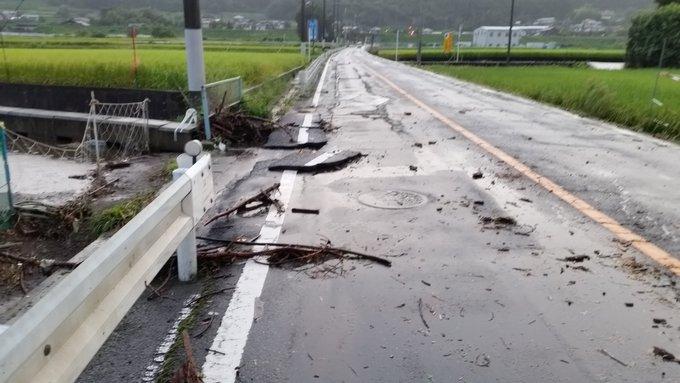 大雨災害に立ち向かう群馬の建設会社(平成28年9月7日)