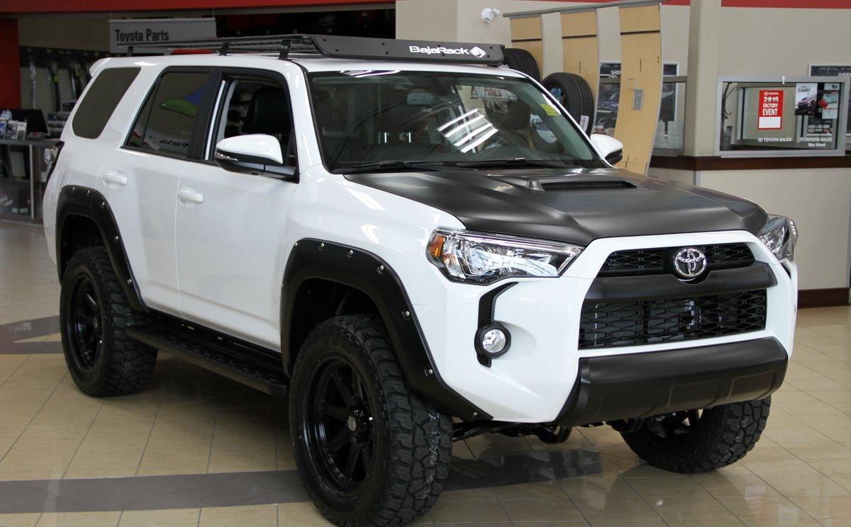 Custom Toyota 4runner >> Sherwood Park Toyota On Twitter Check Out Our New Custom