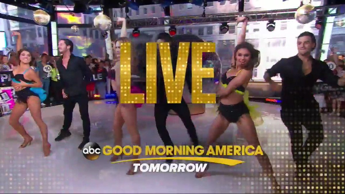Good Morning America Tomorrow : Good morning america on twitter quot tomorrow it s the