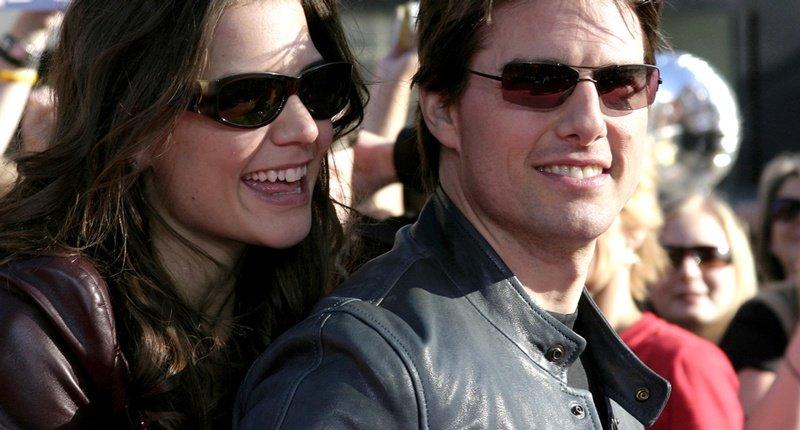 Katie Holmes: il contratto per divorziare da Tom Cruise e la figlia Suri