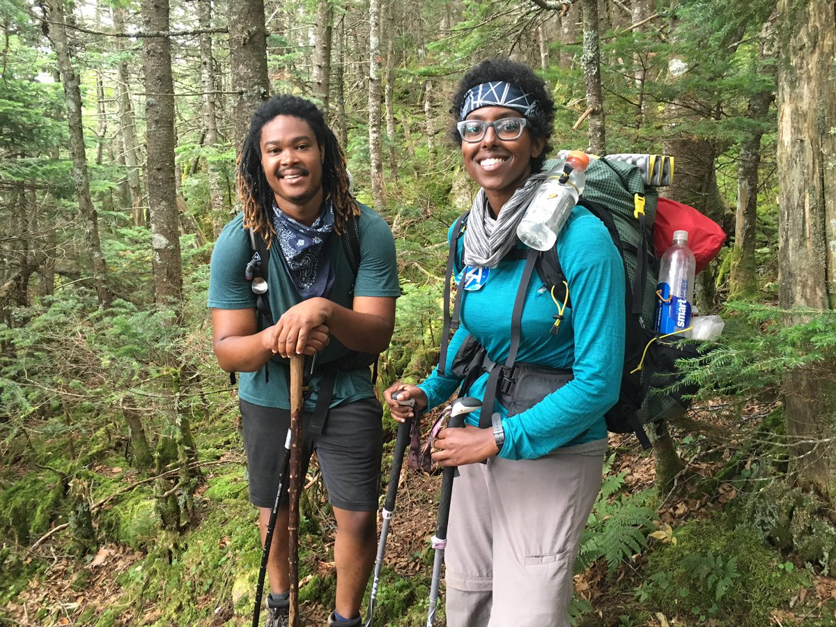 Image result for black couple hiking