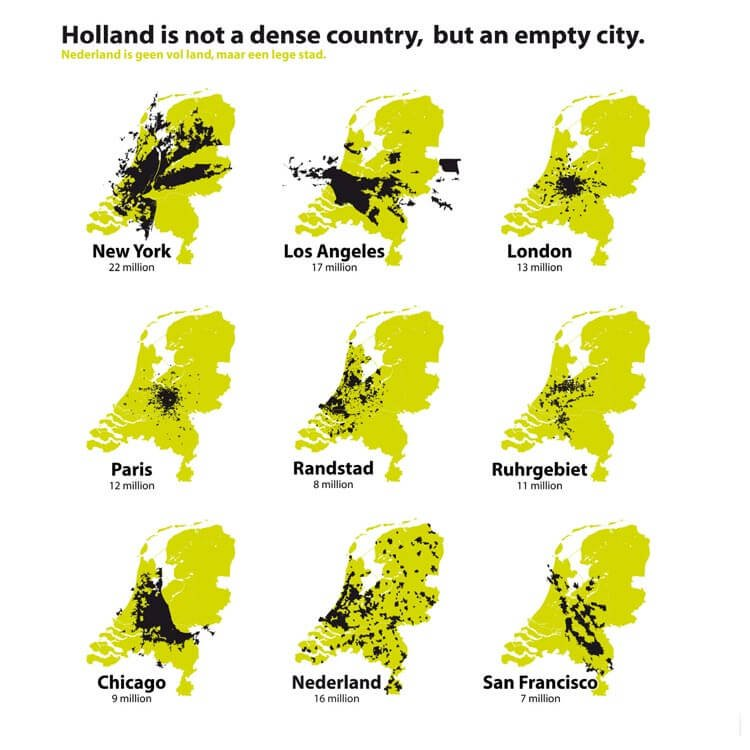Brilliant maps on twitter holland is not a dense country but an brilliant maps on twitter holland is not a dense country but an empty city httpstu0a0mdfvs3 gumiabroncs Gallery
