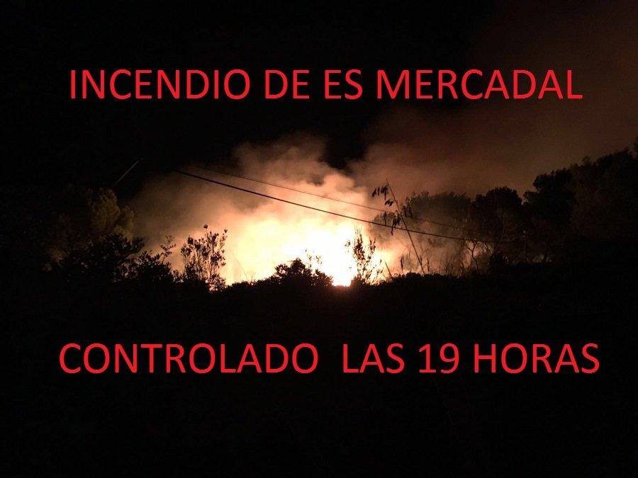El @ibanat_IB confirma que el #incendio de Es Mercadal está controlado #Menorca https://t.co/BU0SHlQdmJ https://t.co/DtmZSNwwtV