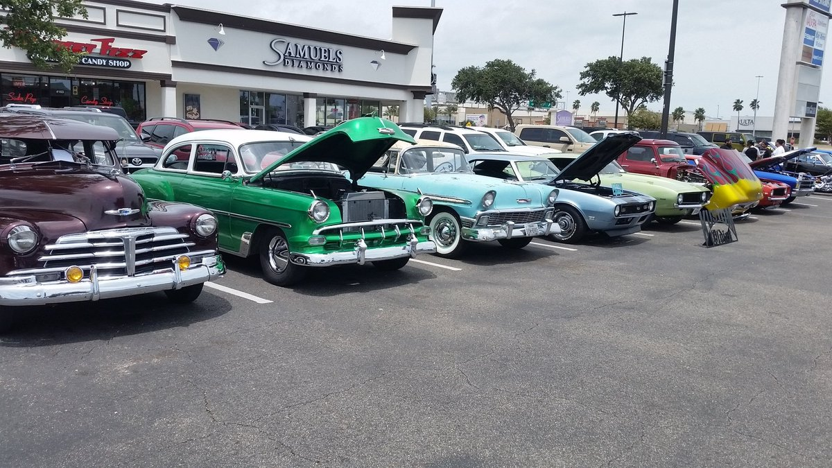EMKustoms On Twitter More Pics Of Twin Peaks Car Show In Corpus - Twin peaks car show