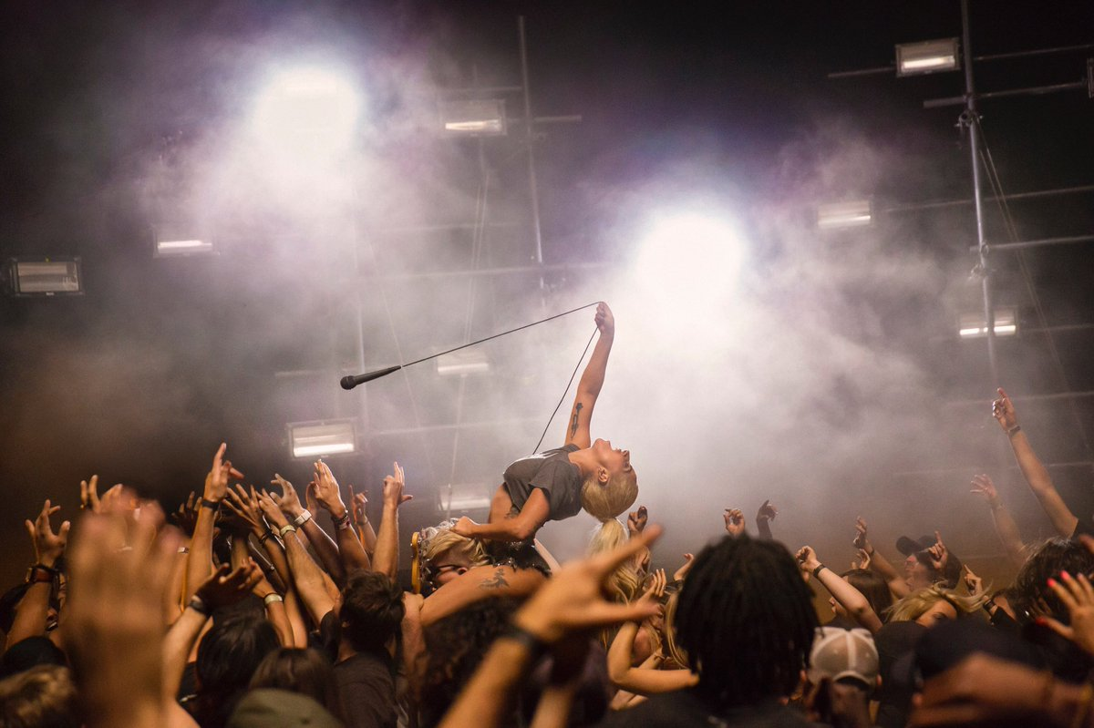 Lady Gaga's new single #PERFECTILLUSION will be released this Friday! #PerfectIllusionFriday https://t.co/9VlI70okym