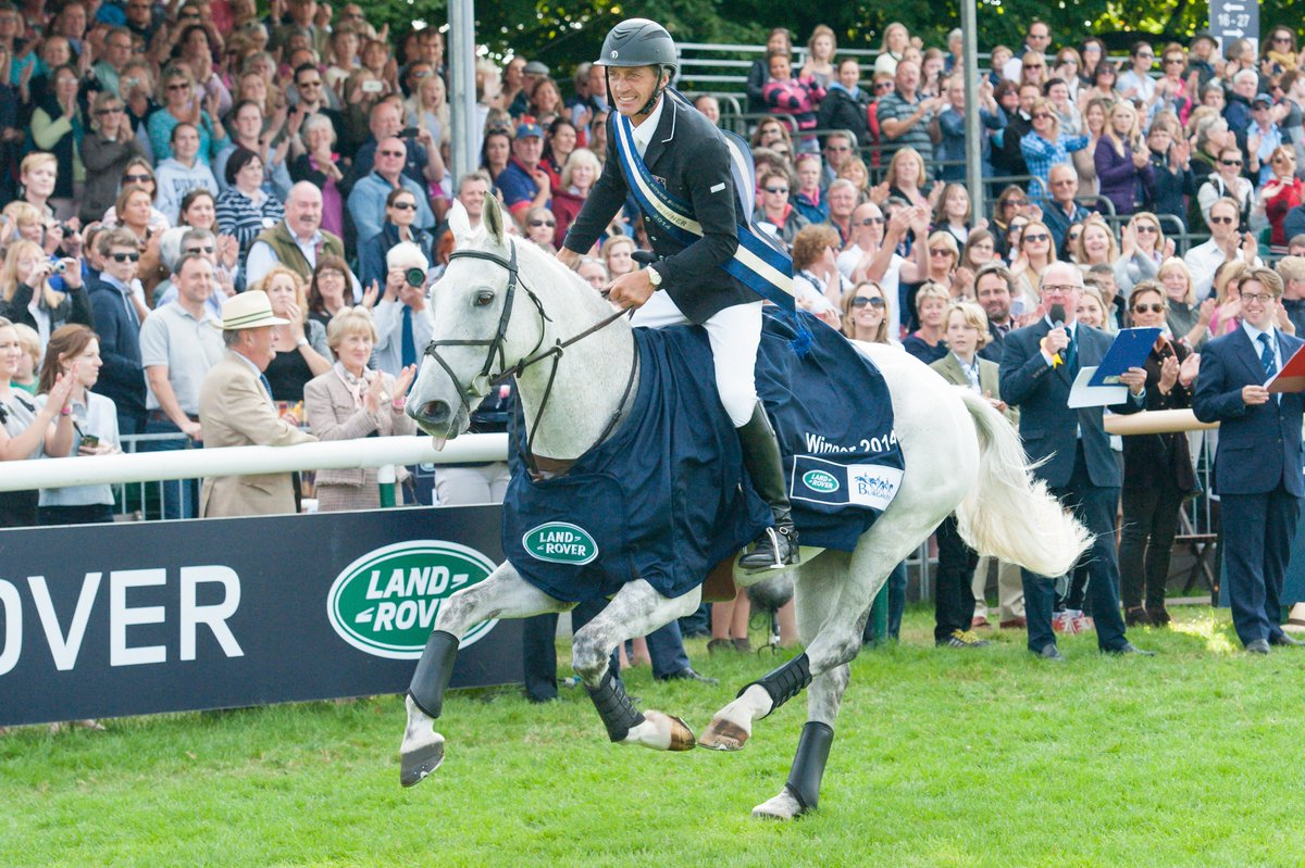 RIP Avebury who won Burghley CCI4* three times (2012-2014) with Andrew Nicholson was put down today due to a tumour https://t.co/CdQibnB5Yh
