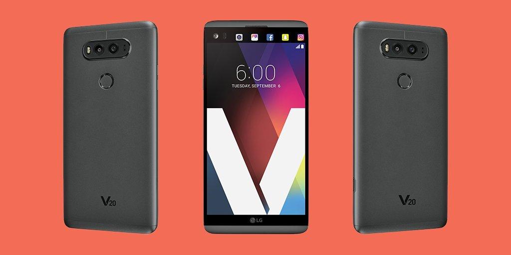 លក្ខណៈពិសេសៗ ទាំងនេះធ្វើឲ្យ LG V20 ក្លាយជាស្មាតហ្វូនល្អផ្តាច់ LG V10