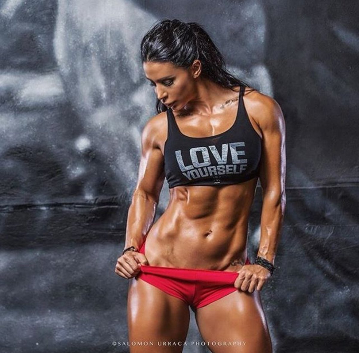 """Ana Cozar Nude body rocks on twitter: """"rt #fitbeauty ana cozar 💪 #fitness"""
