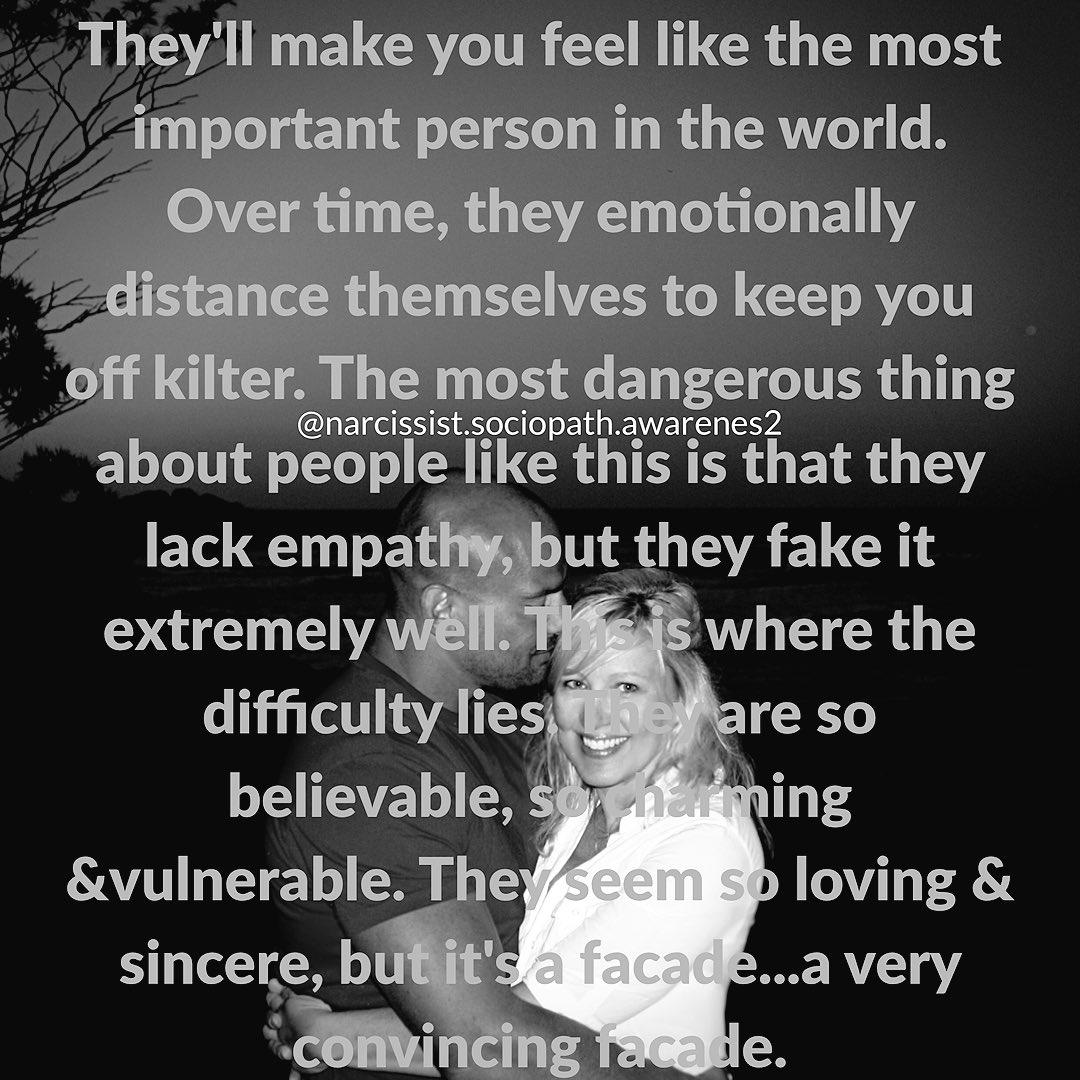 Narcissist Sociopath Awareness on Twitter: