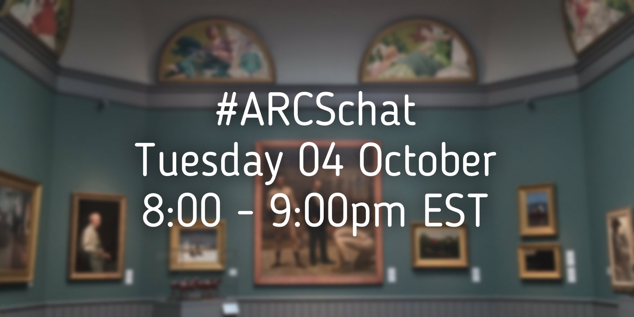 Thumbnail for #ARCSchat 04 October 2016 - Courier Advice, Expectations, and Experiences.