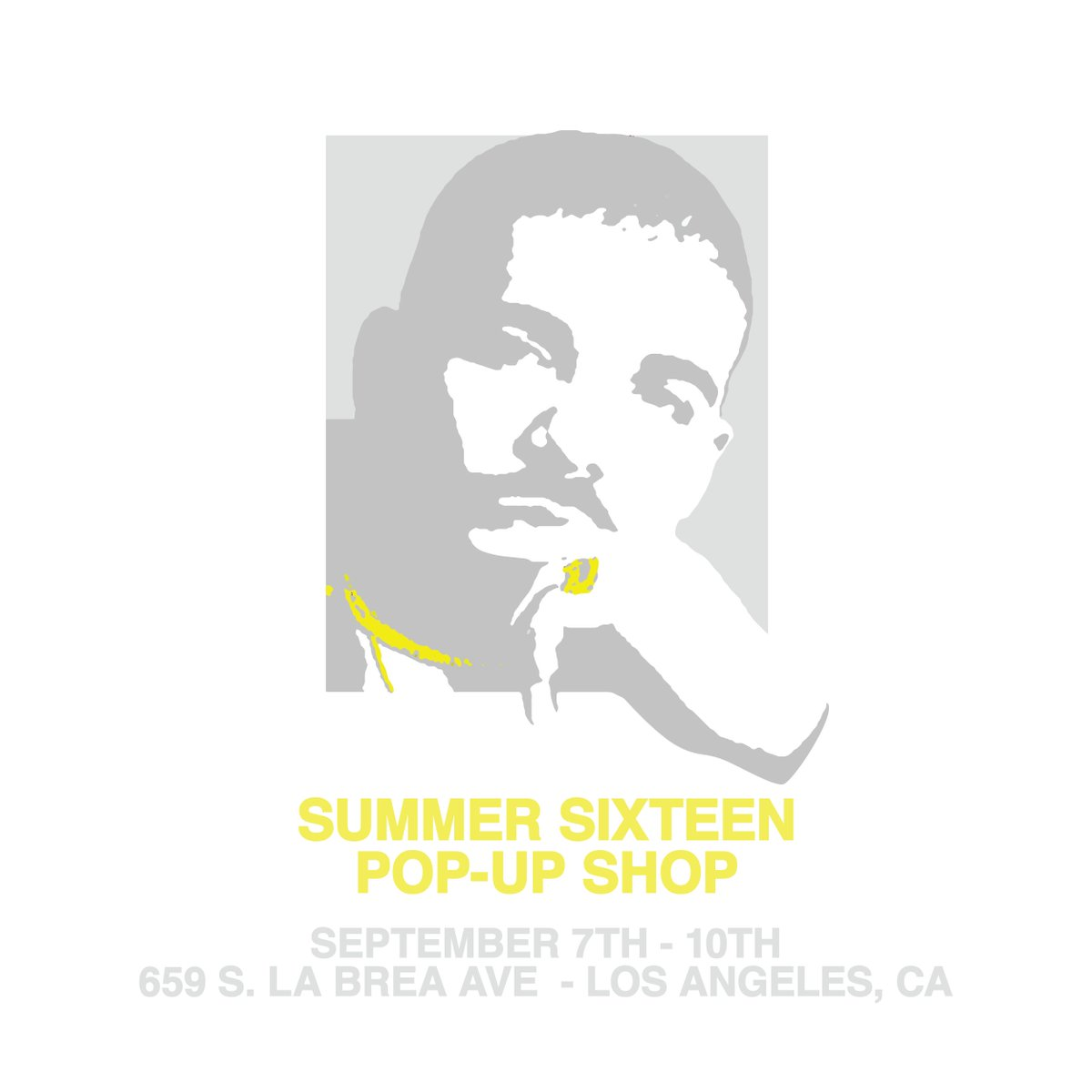 Featuring @Drake #SummerSixteen Tour Merchandise & Exclusive #LA Pop-Up #Revenge Merchandise. https://t.co/VxuYKc3urz