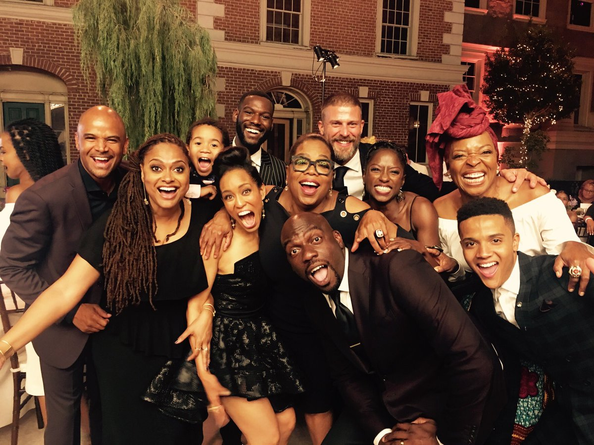 LOVE for my @queensugarown FAMILY & ALL the Fans to come!!!!!! God Bless you ALL !! #QueenSugar #owntv https://t.co/CYngu7Mlep