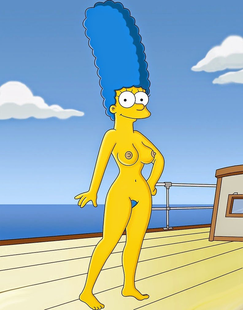 Why is marge simpson a sex symbol