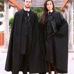 これなんてハリーポッター?ポルトガルの大学の制服かっこよすぎ!