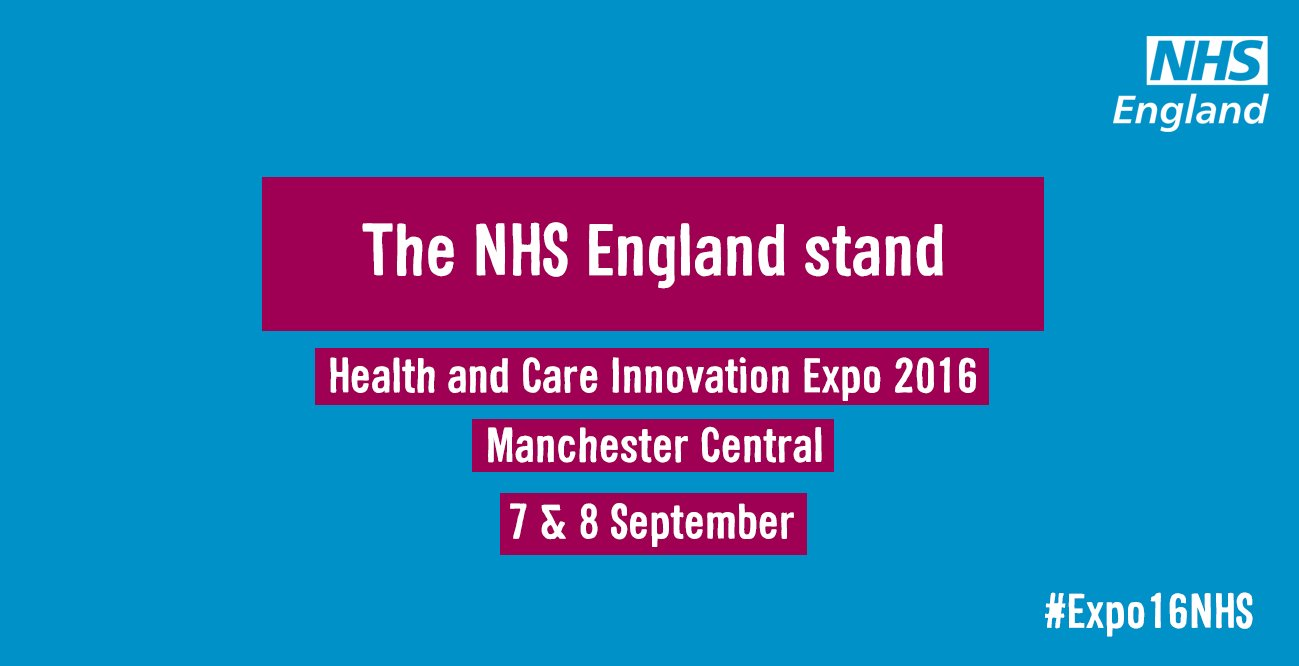 Thumbnail for Health and Care Innovation Expo 2016