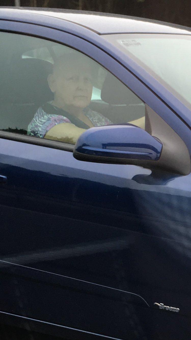 Not a very good driver I'm afraid https://t.co/JDb4xKA7o3
