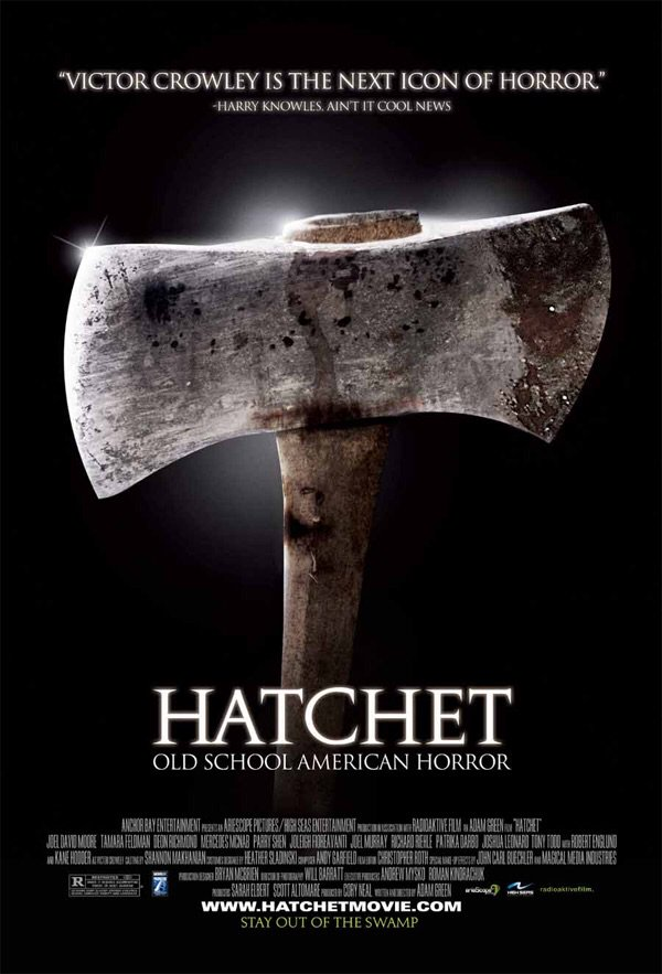 HATCHET opened in US theaters 9 years ago today. Happy Birthday, Victor Crowley! #HatchetArmy https://t.co/D29CwABclg