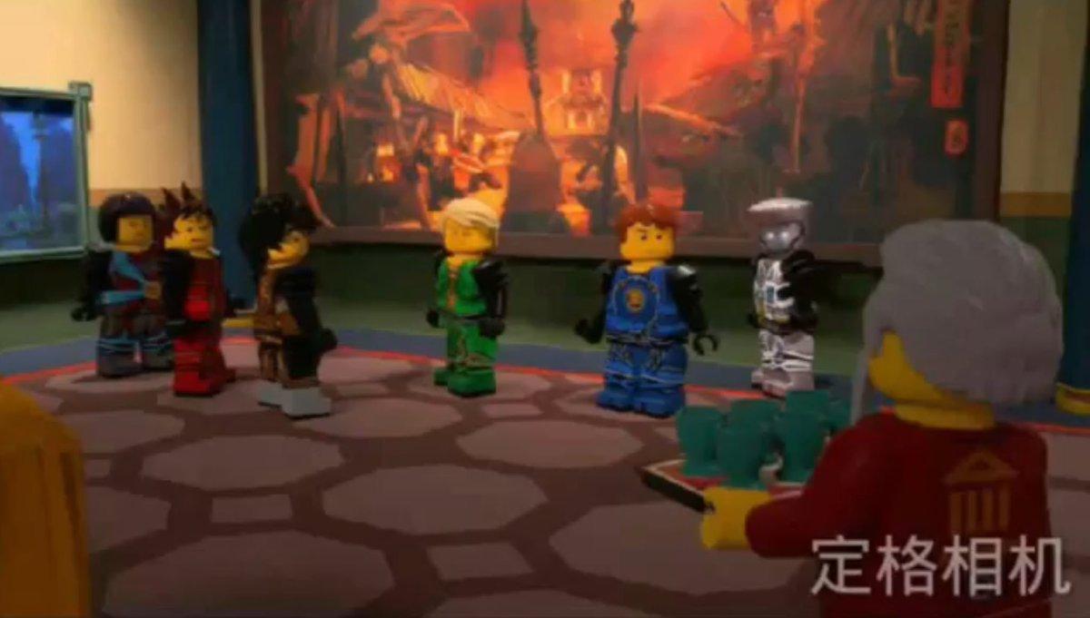 Oni Lloyd Llorumi Hater On Twitter The Hands Of Time Lego Ninjago Suits Season7