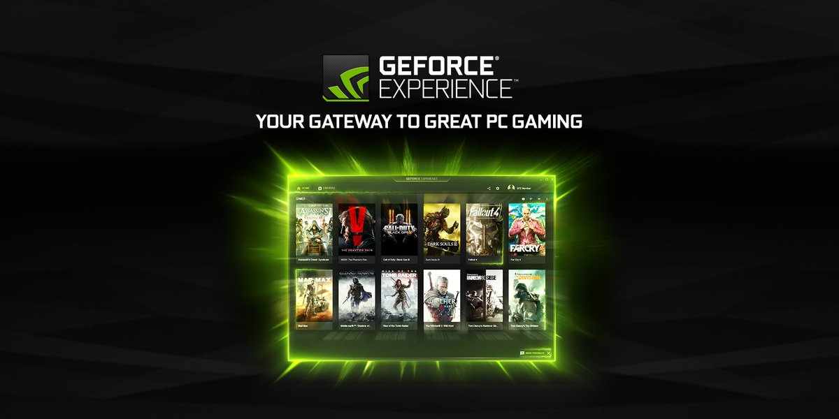 NVIDIA GeForce on Twitter: