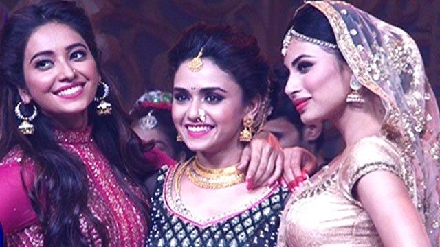 Mouni Roy,Amruta Khanvilkar,Asha Negi
